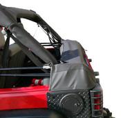 Rugged Ridge, 12104.50 - Soft Top Storage Boot, Black Diamond, 07-14 Jeep Wrangler (JK)