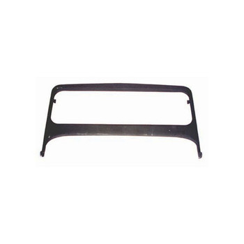 Omix-Ada, 12006.05 - Windshield Frame, 53-68 Willys CJ3B - Available ...