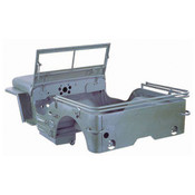 Omix-Ada, 12001.02 - Steel Body Kit, 1944-1945 Willys MB