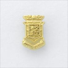 ΔKE Crest Button