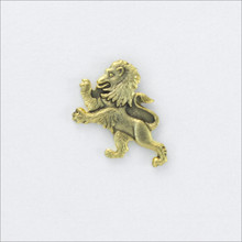 ΔΚΕ Rampant Lion Pin