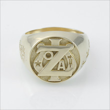 ΖΨ Official Ring