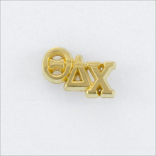 ΘΔΧ Monogram Lapel Pin