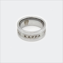 ΦΚΘ Tungsten Ring