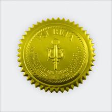 ΨΒ Gold Seal (Set of Five)