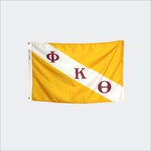 """ΦΚΘ 12"""" x 18"""" Flag"""