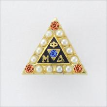 ΦΜΔ Deluxe Centennial Badge 10K