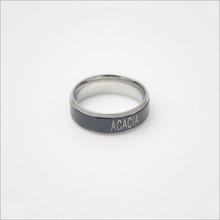 Acacia Tungsten Ring