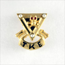 TKE Plain Badge