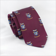ΔKE Official Tie (Red)