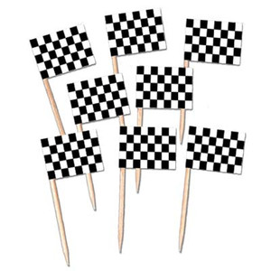 Checkered Flag Party Picks