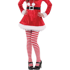 Tights Candystripe Child Small