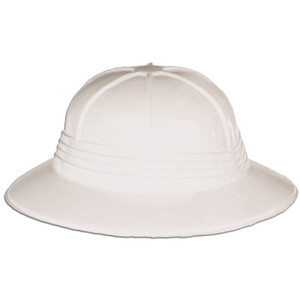 Safari Pith Helmet Hat