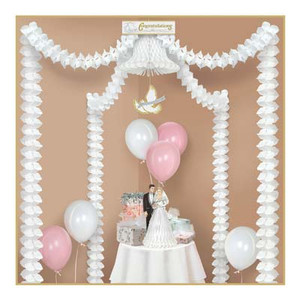 Wedding Party Canopy