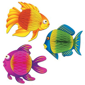 Color-Brite Tropical Fish - 1 count