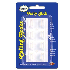 Party Stick Ceiling Hooks