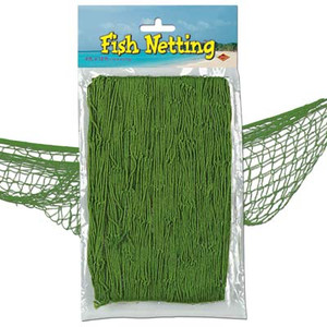 Green Fish Netting