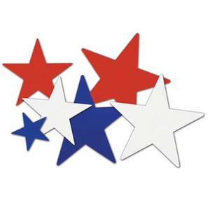 Assorted Star Cutouts