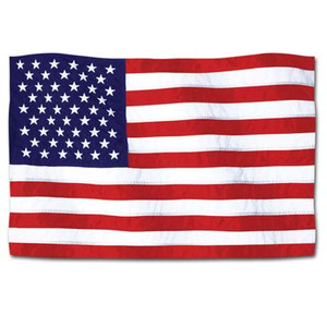 American Flag Cutout Party Decoration