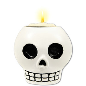 Dead Decorate-Your-Own Tea Light Holder