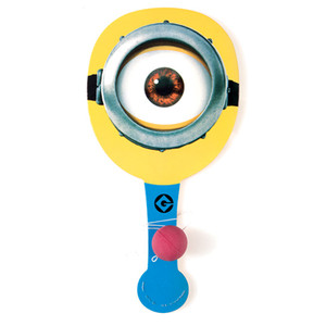 Despicable Me Paddle Ball Game
