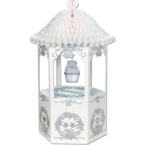 Wishing Well with Tissue Top