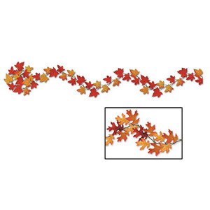 Autumn Leaf Garlands