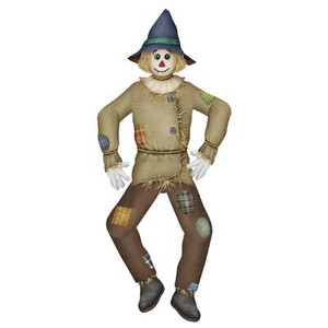 Jointed Scarecrow Party Accessory