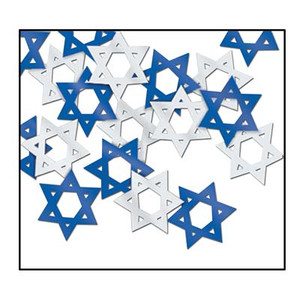 Fanci-Fetti Star of David