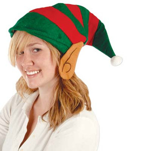 Felt Elf Hat with Ears