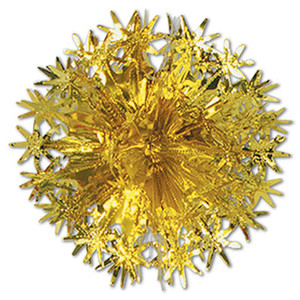 12-Inch Gold Star Ball