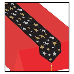 Printed Stars Table Runner