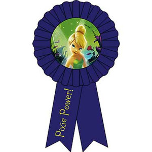 Disney Tinker Bell and Fairies Award Ribbon