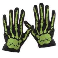 Nite-Glo Skeleton Gloves