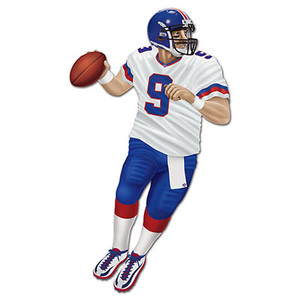 Jointed Quarterback Cutouts