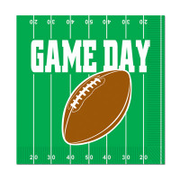 Game Day Football Luncheon Napkins