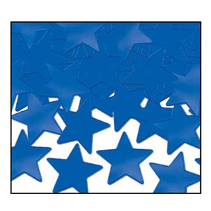 Fanci-Fetti Stars-Blue