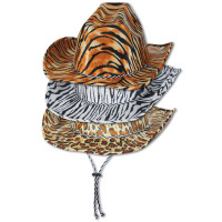 Animal Print Cowboy Hats
