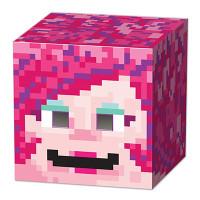 Gamer Girl 8-Bit Box Head