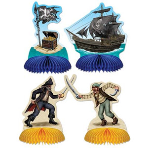 Pirate Mini Centerpieces