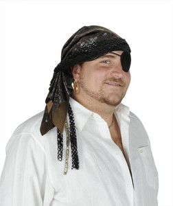 Deluxe Pirate Bandana