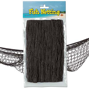 Fish Netting Black