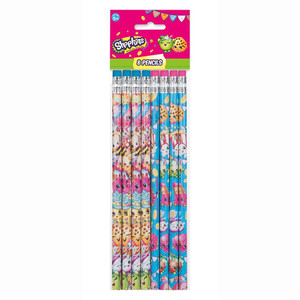 Shopkins Pencils