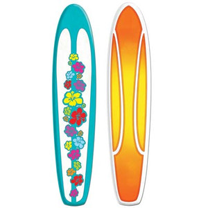 Jointed Surfboard
