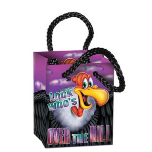 Over The Hill Mini Gift Bag Party Favors