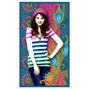 Wizards of Waverly Place Notebook Decal Stickers 4 Sheets