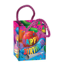 Birthday Mini Gift Bag Party Favor