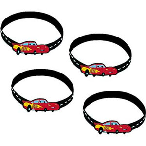 1 Cars Wrist Bands