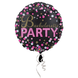 18-Inch Bachelorette Sassy Party Round Balloon