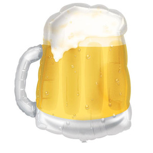 23-Inch Beer Mug Shaped Balloon